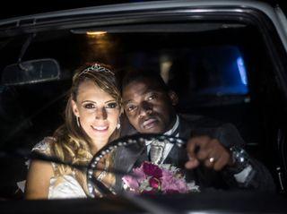 O casamento de Patricia e Delcio