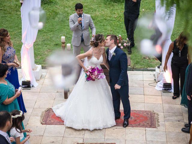 O casamento de Michelle e Carlos
