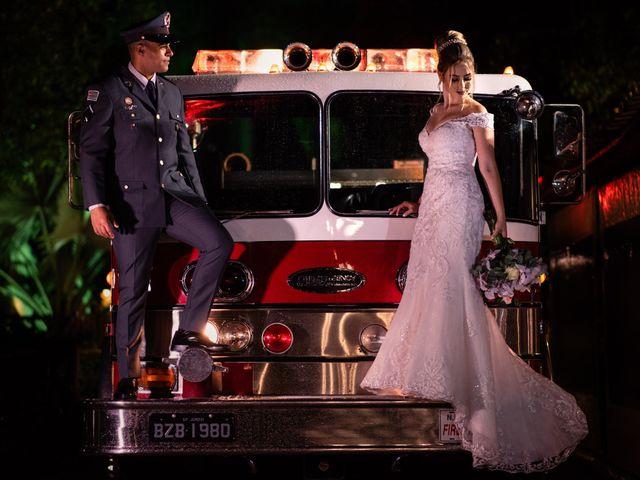 O casamento de Tassyara e Victor