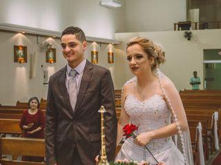 O casamento de Monique  e Max 2