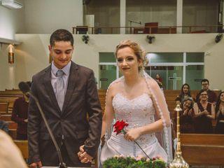 O casamento de Monique  e Max 3