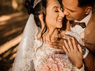O casamento de Felipe e Juliane
