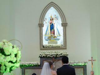 O casamento de Natacha  e João  3