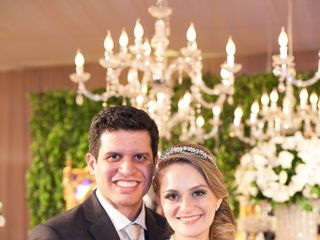 O casamento de Natacha  e João