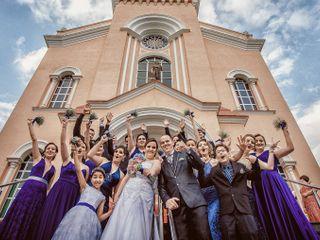 O casamento de Anderson  e Vali Carolina  1