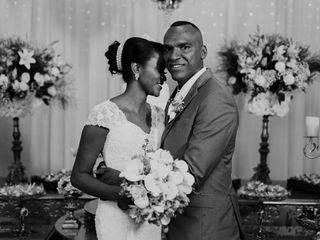 O casamento de Juliana e Reginaldo
