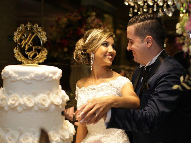 O casamento de Evelyn e Willian