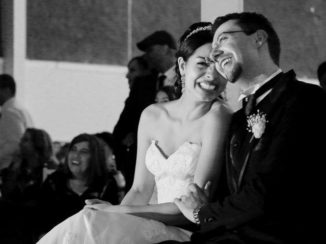 O casamento de Bianca e Macus