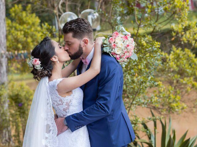 O casamento de Luiza e Gustavo