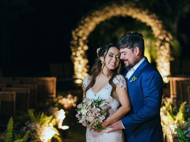 O casamento de Cinthia e Thiago
