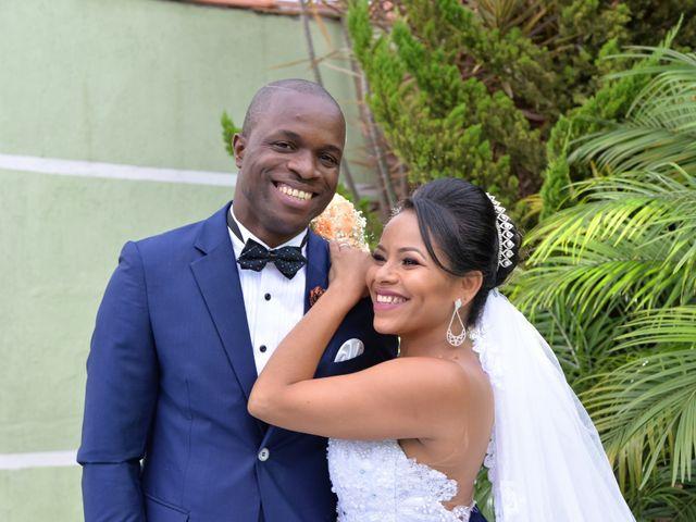 O casamento de Ligia e Felix