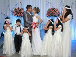 O casamento de Marcel  e Fernanda  3