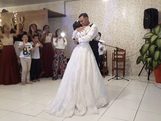 O casamento de Karen e Alain
