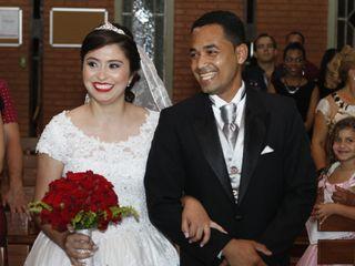 O casamento de Sabrina e Maicon
