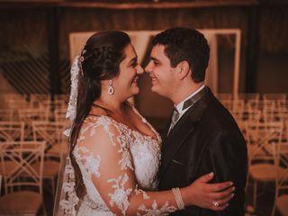 O casamento de Naira e Filipe 1