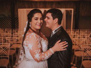 O casamento de Naira e Filipe