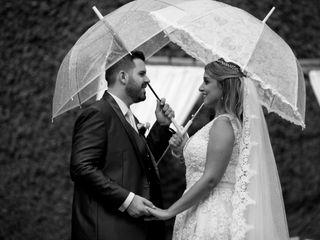O casamento de Luciana e Willie
