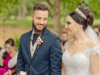 O casamento de Milena Munhoz Costa e Lucas Zago Babiuk 3