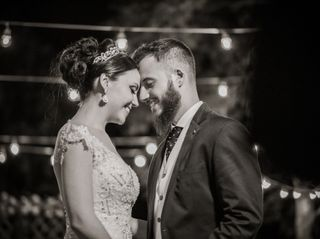 O casamento de Milena Munhoz Costa e Lucas Zago Babiuk