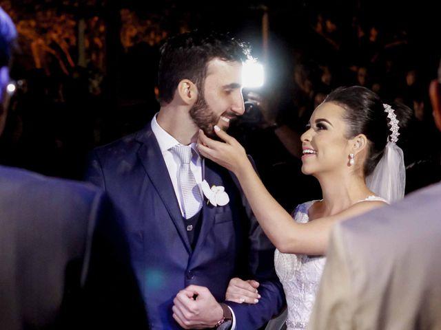 O casamento de Isa e Júnior