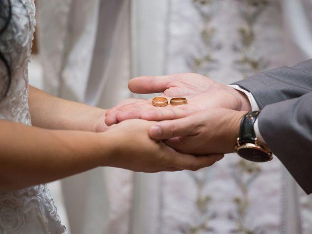 O casamento de Mislene e João Paulo