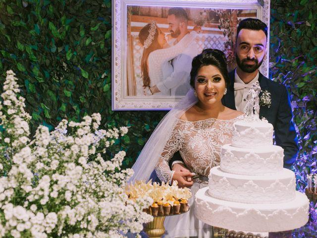 O casamento de Camila e Ignácio