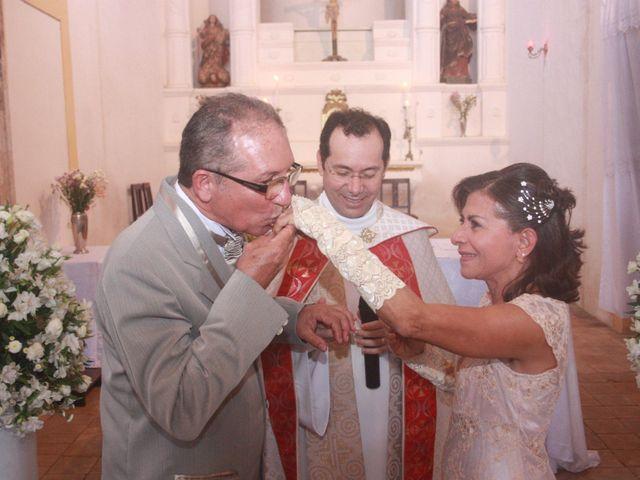 O casamento de Abilho e Graça