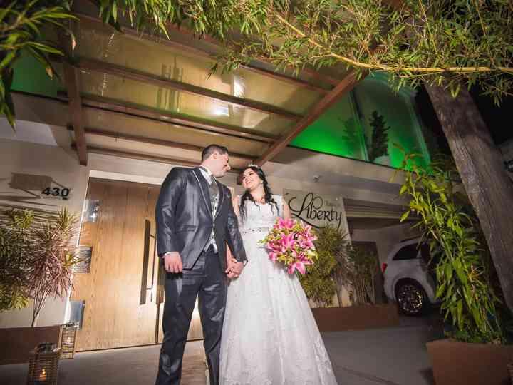 O casamento de Amanda e Jeffesson