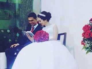 O casamento de Ellen e Kaique