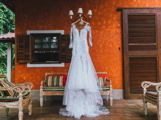 O casamento de Roberta e Lucas 1
