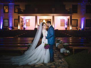 O casamento de Roberta e Lucas