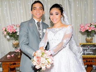 O casamento de Andreia  e Daniel