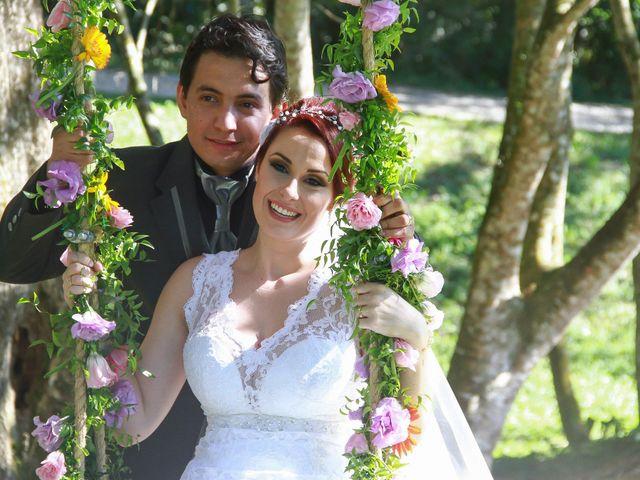 O casamento de Fernanda e Glaucio