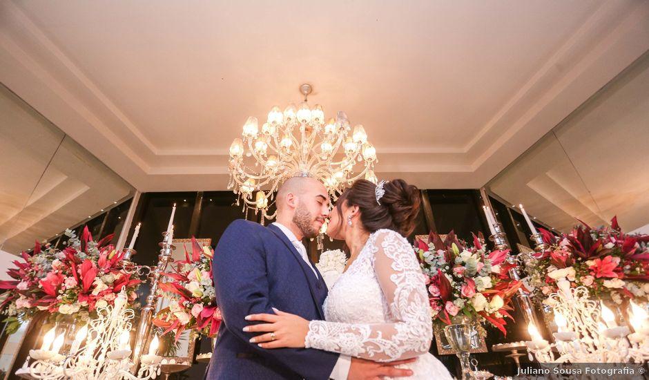 O casamento de Anderson e Thays
