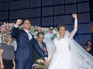 O casamento de Niele e Marcos