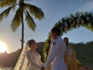 O casamento de Roberta e Edilson