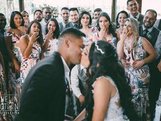 O casamento de Karen e Fábio 2