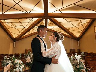 O casamento de Iris e Ewerton