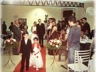 O casamento de Karoline e José 1