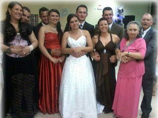 O casamento de Karoline e José 2