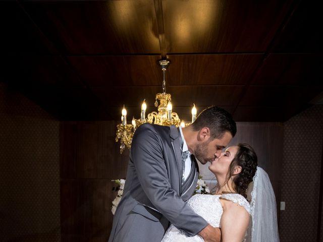 O casamento de Cristhiane e Bruno
