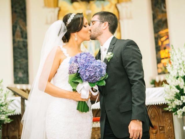 O casamento de Laura Sommer e André Ortiz