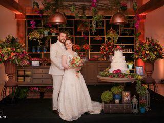 O casamento de Barbara e Marcos 1