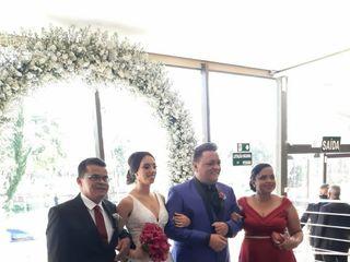 O casamento de Ana Carolina Xavier dos Santos  e Guilherme De Oliveira Resende  1