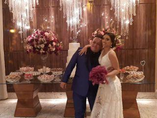O casamento de Ana Carolina Xavier dos Santos  e Guilherme De Oliveira Resende