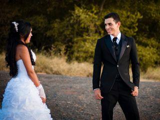 O casamento de Welinton e Raquel