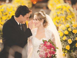 O casamento de Vivian e Davi