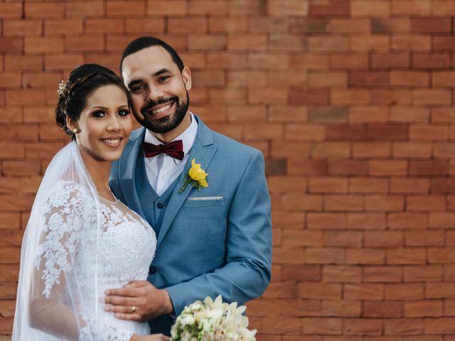 O casamento de Dominick e Celken