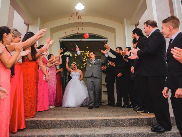 O casamento de Jaqueline e Will