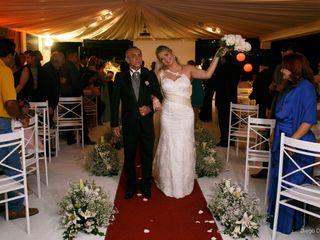 O casamento de Cláudia e Alexandre
